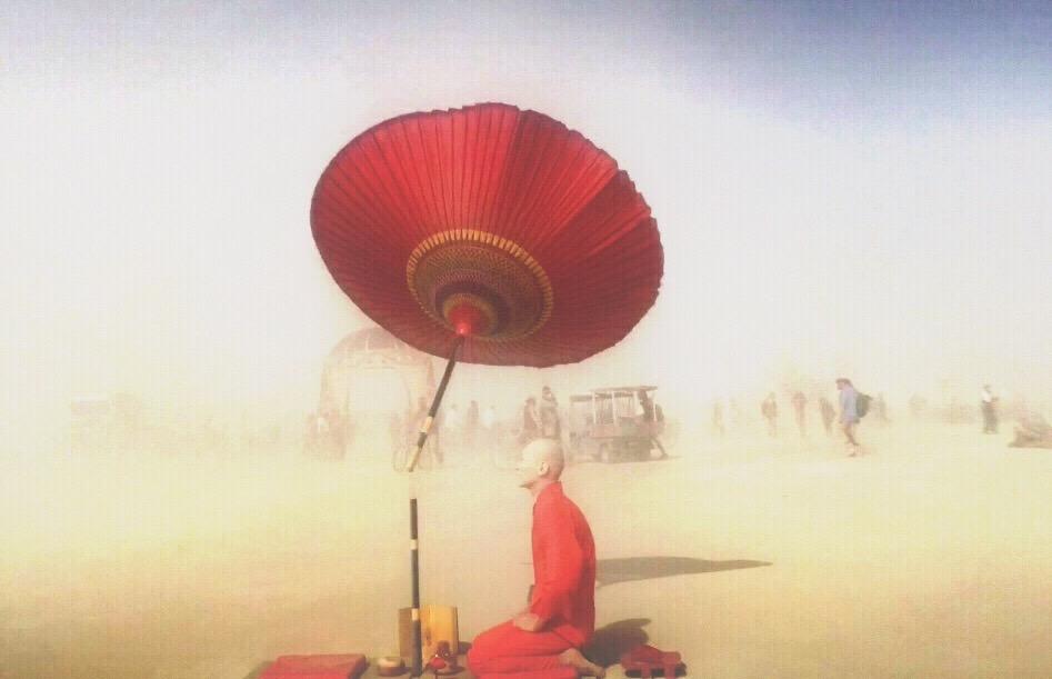Hechi-Ken Hamazaki / Red Tea Ceremony -YOU ARE GOD-